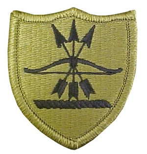 US Army North Dakota National Guard OCP Patch with Hook Fastener (pair) - Sta-Brite Insignia INC.