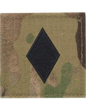 O4 ROTC Major OCP Rank with Hook Fastener - Sta-Brite Insignia INC.