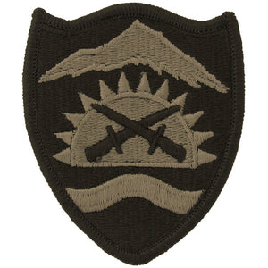 US Army Oregon National Guard OCP Patch with Hook Fastener (pair) - Sta-Brite Insignia INC.