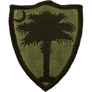 US Army South Carolina National Guard OCP Patch with Hook Fastener (pair) - Sta-Brite Insignia INC.