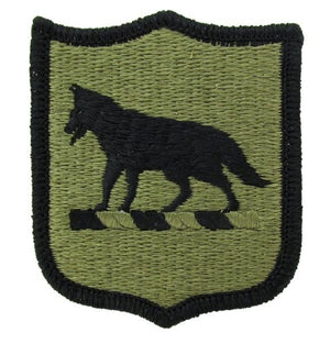 US Army South Dakota National Guard OCP Patch with Hook Fastener (pair) - Sta-Brite Insignia INC.