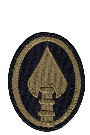 US Army Special Ops Command (U.S. Army Element) OCP Patch with Hook Fastener (pair) - Sta-Brite Insignia INC.