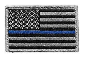 Tactical Law Enforcement U.S. Flag With Hook Fastener - Sta-Brite Insignia INC.