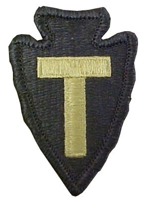 US Army Texas National Guard OCP Patch with Hook Fastener (pair) - Sta-Brite Insignia INC.