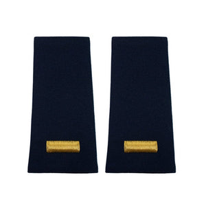 US Air Force 2nd Lieutenant Epaulets - Sta-Brite Insignia INC.