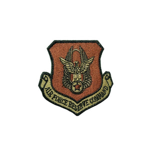 US Air Force Reserve Command OCP Scorpion Spice Brown Patch with Hook Fastener - Sta-Brite Insignia INC.