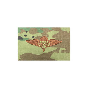 US Air Force Pararigger OCP Spice Brown Badge - Sta-Brite Insignia INC.