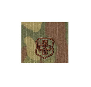 US Air Force Medical technician Basic OCP Spice Brown Badge - Sta-Brite Insignia INC.