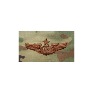 US Air Force Navigator Senior OCP Spice Brown Badge - Sta-Brite Insignia INC.