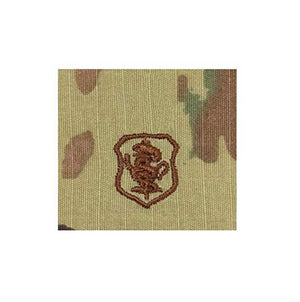 US Air Force Nurse Basic OCP Spice Brown Badge - Sta-Brite Insignia INC.