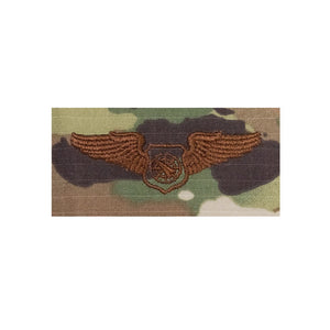 US Air Force Air Battle Manager OCP Spice Brown Badge - Sta-Brite Insignia INC.