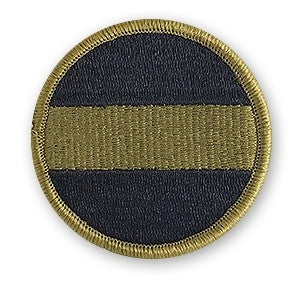 US Army U.S. Army Forces Command (FORSCOM) OCP Patch with Hook Fastener (pair) - Sta-Brite Insignia INC.