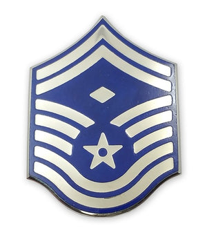US Air Force E8-1 First Sergeant STA-BRITE® Pin-on - Sta-Brite Insignia INC.