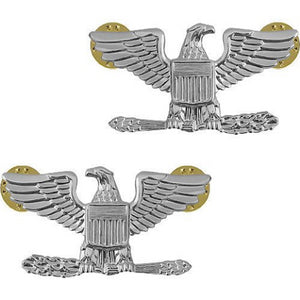 US Navy O6 Captain STA-BRITE® Pin-on - Sta-Brite Insignia INC.