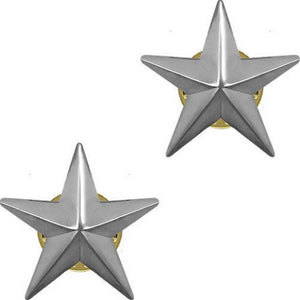 US Navy O7 Rear Admiral (one star) STA-BRITE® Pin-on - Sta-Brite Insignia INC.