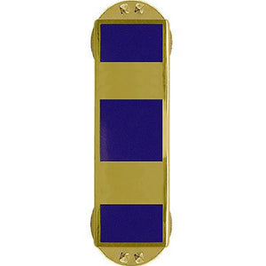 US Navy WO2 Lt. Junior STA-BRITE® Pin-on - Sta-Brite Insignia INC.