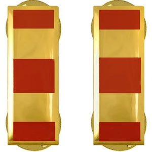 US Marine Corps Warrant Officer 2 Officer Collar Rank - Sta-Brite Insignia INC.