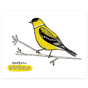 American Goldfinch Print