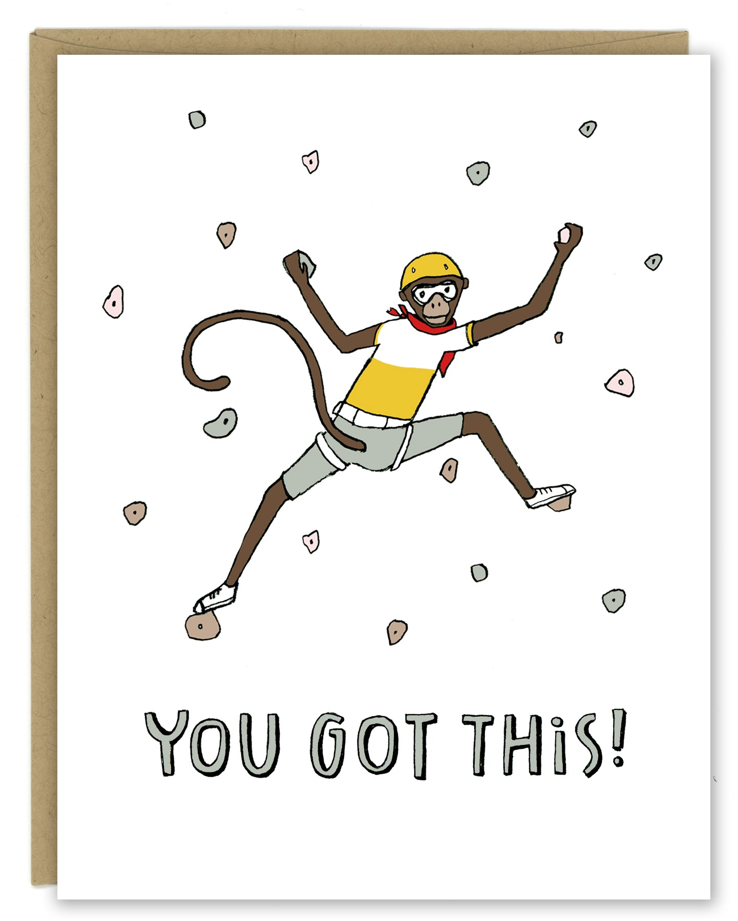 You Got This Encouragement Greeting Card