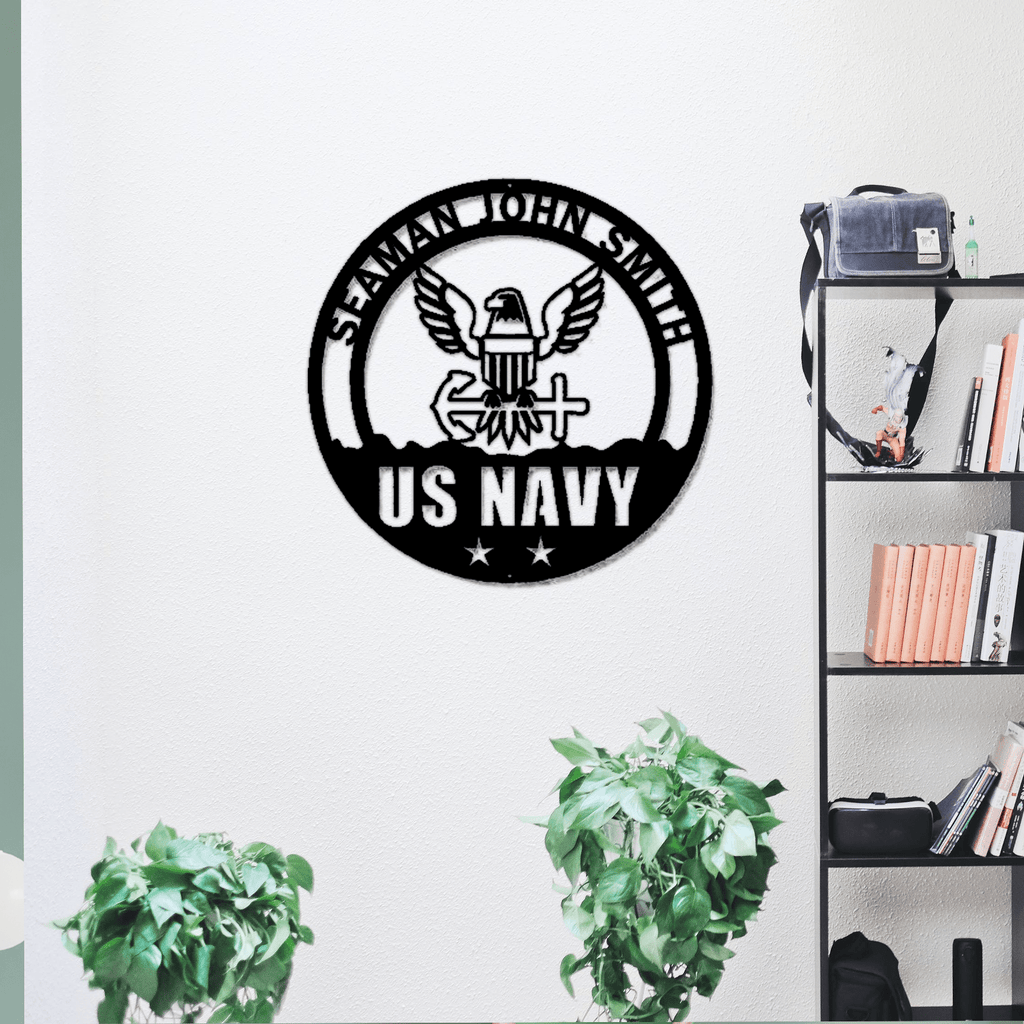 US Navy Monogram