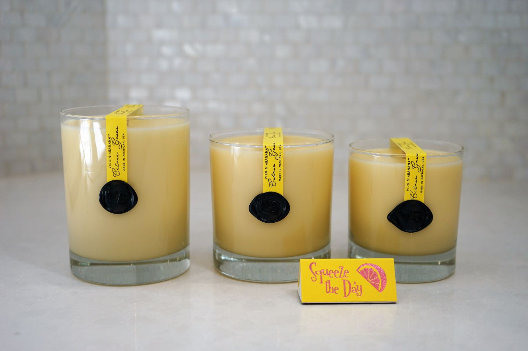 Citrus Grove Candle