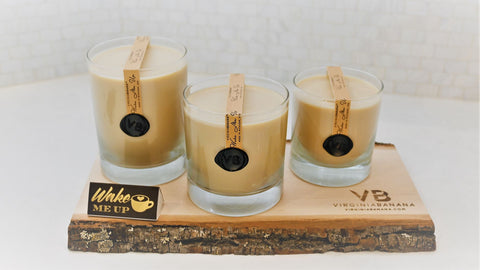 Wake Me Up Candle