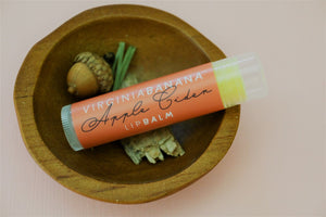 Apple Cider Lip Balm