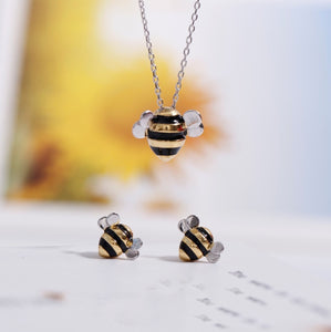 Sterling Silver Bee Jewelry