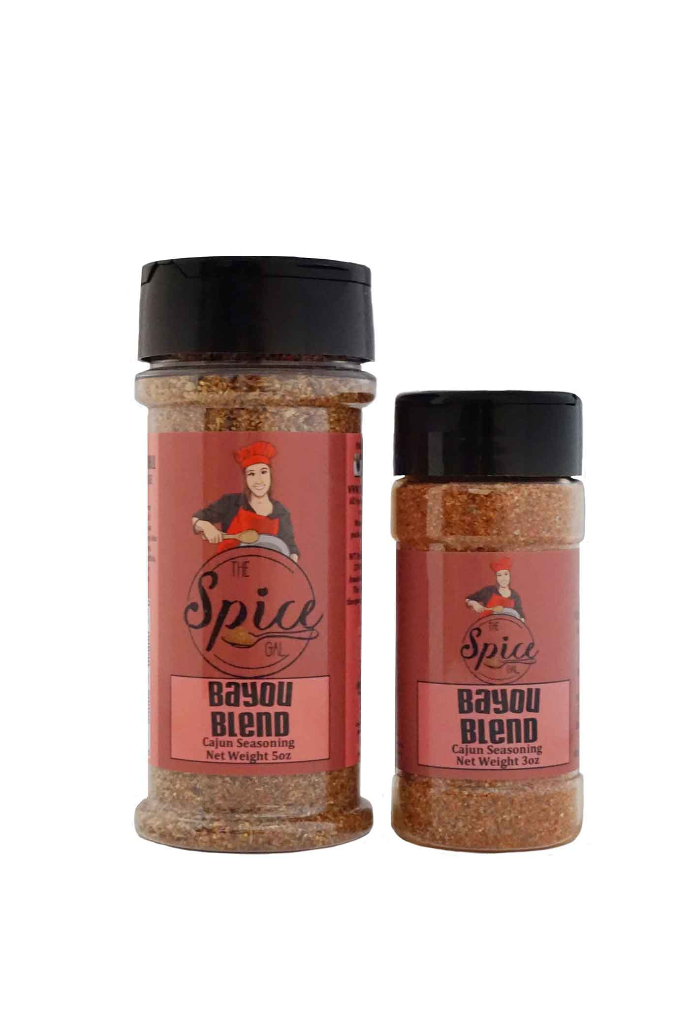 Bayou Blend (Cajun Seasoning) 3oz