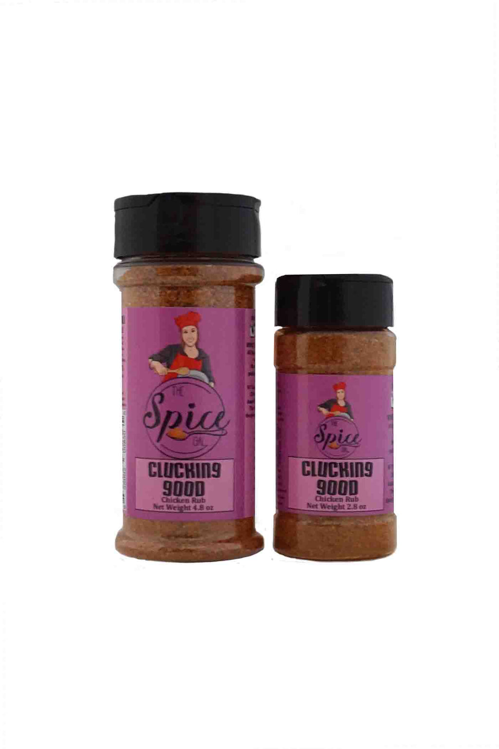 Clucking Good Chicken Rub 4.8oz