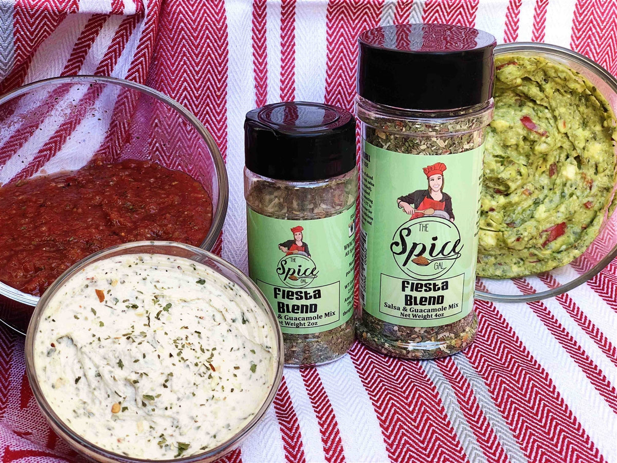 Fiesta Blend (Salsa& Guacamole Mix) Small