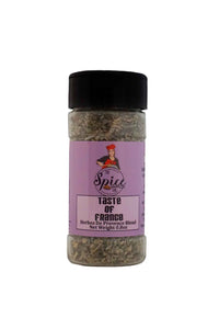 Taste of France (Herbes De Provence Blend) 0.8oz