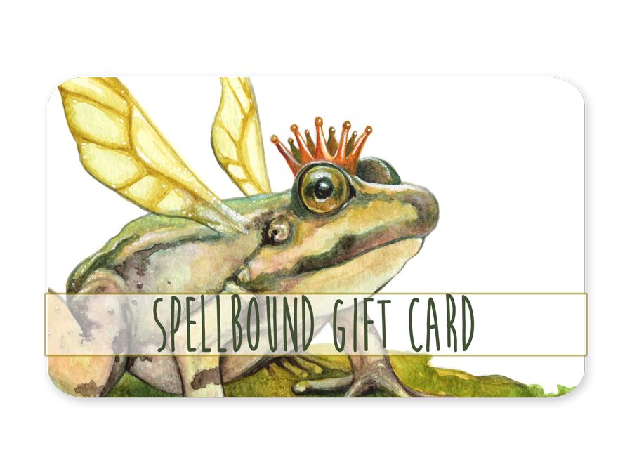 Spellbound Gift Card