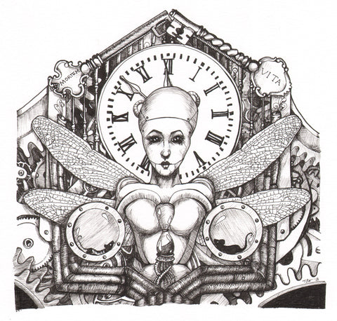 Mother Machine - Ink