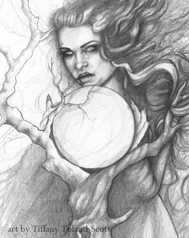Sightless Vision - Pencil