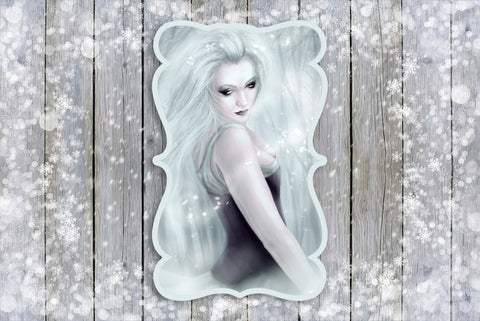 Winter Soul Sticker
