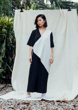 Zen Wrap Dress - Black