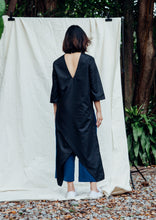 Yui Asymmetrical Set - Black