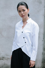 KOZO Asymmetrical Women Shirt