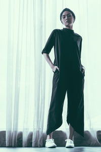 Mia Jumpsuit- Black