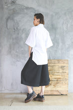 Morgen Wide Leg Pants - Black