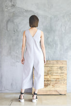 Quinn Jumpsuit - Grey