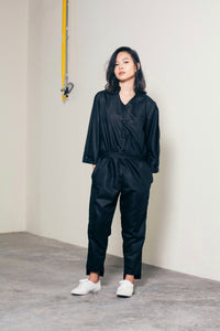 Kei Jumpsuit- Black