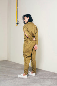 Kei Jumpsuit- Green