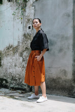 Tori Skirt - Burnt Orange (Limited)