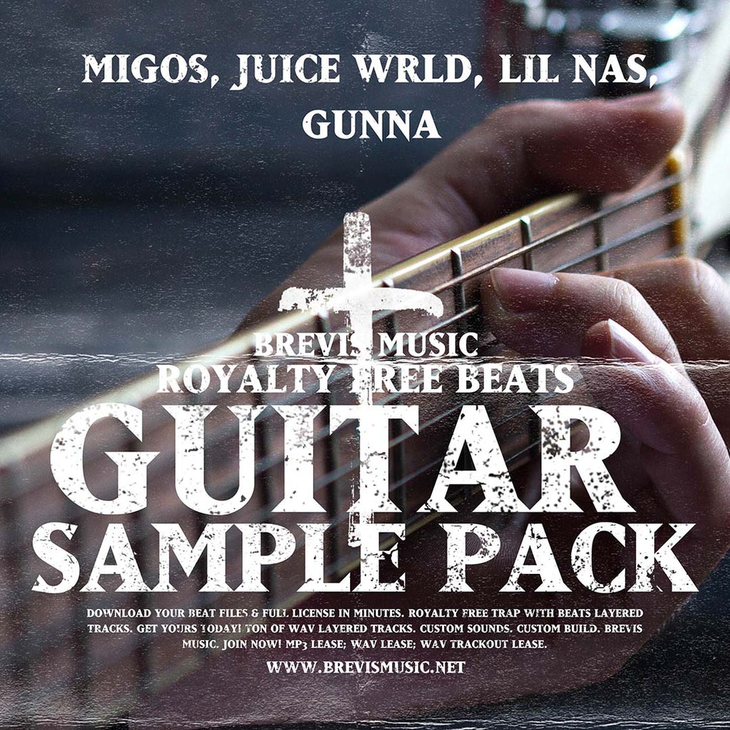 Guitar Sample Pack