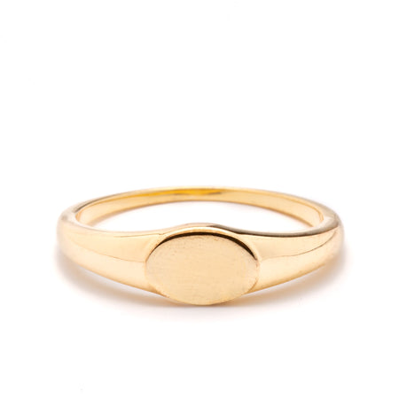 Ring - Cyndi Minimalist Gold Ring