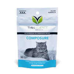 Composure calming and relaxation chews