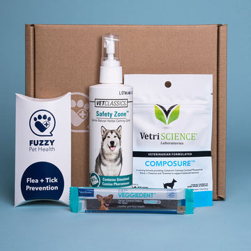 Small Dog Anxiety Bundle