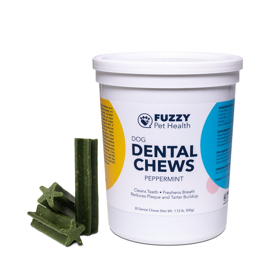 Daily Dental Chews - Dog
